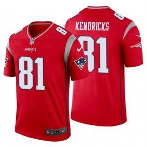 Men Lance Kendricks New England Patriots Jersey